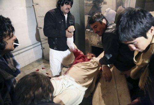 Taliban attack in Kabul kills 21, including IMF official