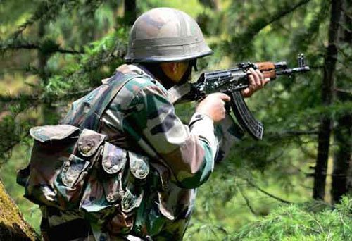 Army foils another infiltration bid in J&K