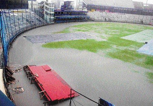 Rain washes off 1st day of Punjab-Karnataka Ranji semifinal