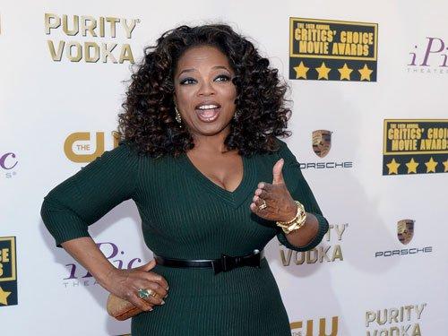 Oprah Winfrey not upset about Oscar snub