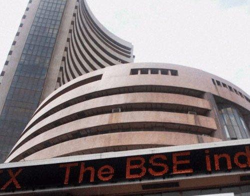 Sensex snaps losing spree