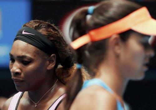 Serena shocker dashes Grand Slam bid