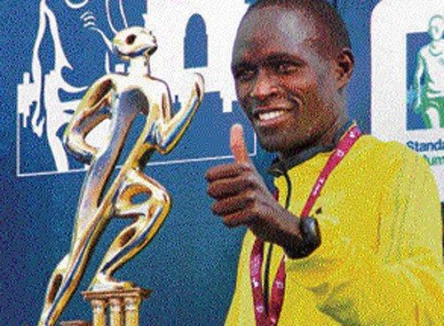 Roto leads Kenyan sweep