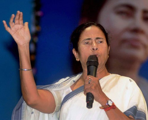 Centre depriving Bengal of financial aid: Mamata