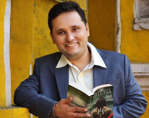 Movies will boost my books' sale: Amish Tripathi