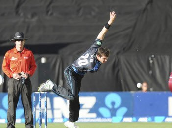 Injured Milne doubtful for rest of ODI series against India