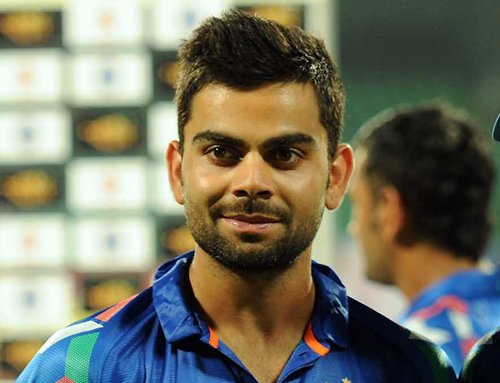 I've made mistakes but that's how you learn: Kohli on temper