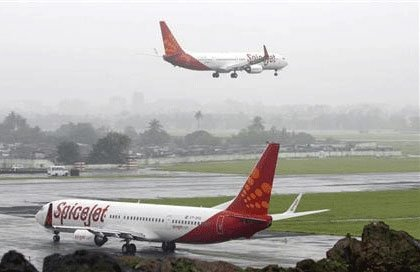 Budget carriers in price war again, SpiceJet fares down 50 pc