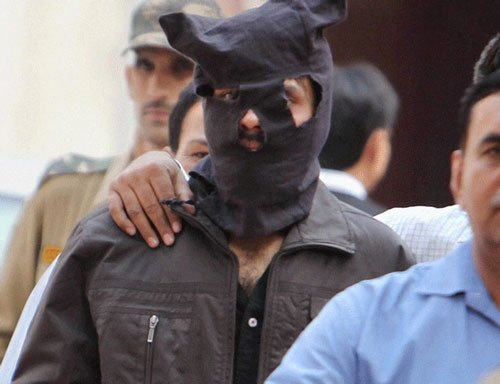 Yasin admits to role in stadium blasts: Police