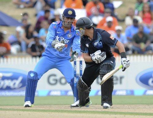 2nd India-New Zealand match resumes after rain halt