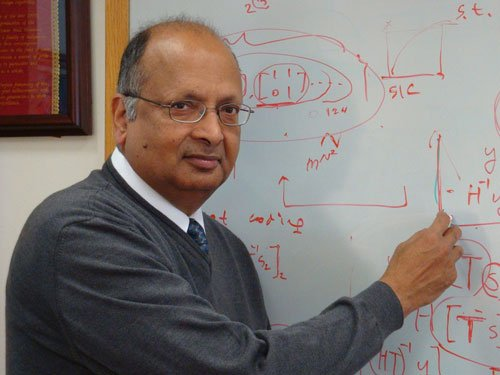 Indian born Professor A J Paulraj wins the 2014 Marconi Prize