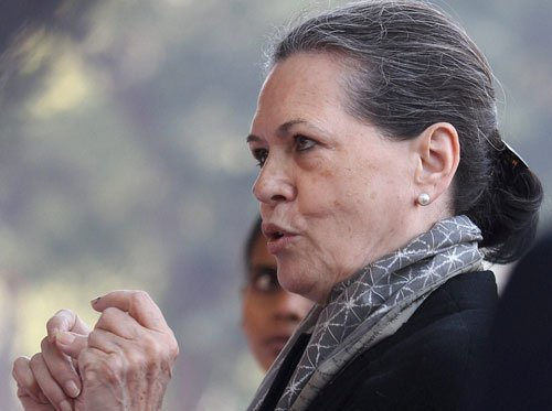 Sonia for action on gold duty; government says not now