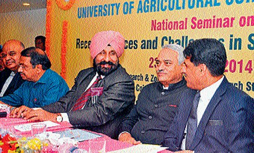 Farmer-friendly technology  to solve agri issues