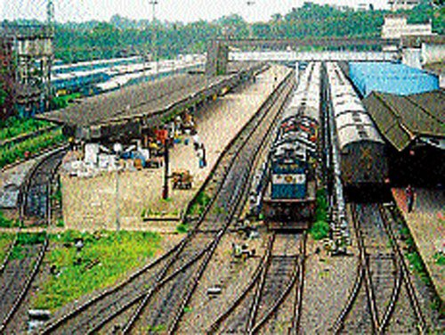 Port City gets raw deal from Southern Railways again