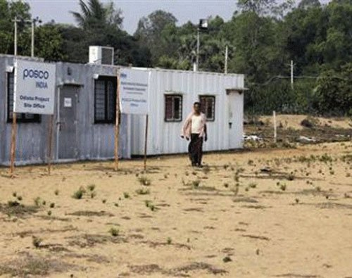 Posco not to cut trees till Odisha gives forest clearance: NGT