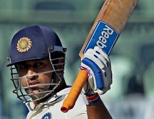 Dhoni happy with tie but rues his side did not grab chances