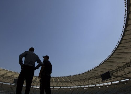 Stuttering Brazil puts FIFA in a spot of bother