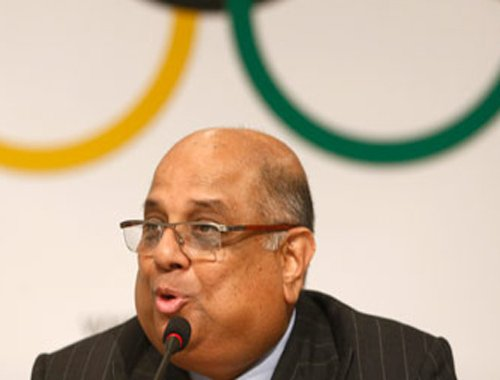 Ramachandran set to become IOA president