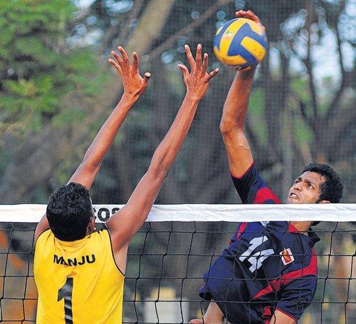 BSNL edge Postal in opening clash