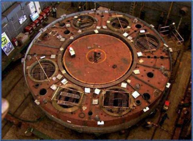 India to get fast breeder reactor in September