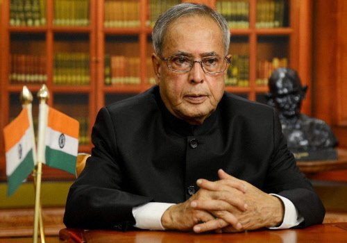 Anarchy can't substitute governance, says Pranab