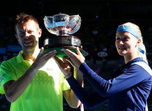 Sania-Tecau lose in Australian Open mixed doubles