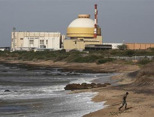 Kudankulam n-plant allowed to increase power output