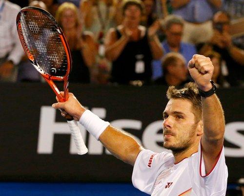 Stanislas Wawrinka stuns Rafael Nadal to win maiden Australian Open title
