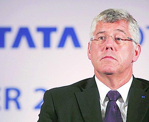 Tata Motors managing director Karl Slym passes away