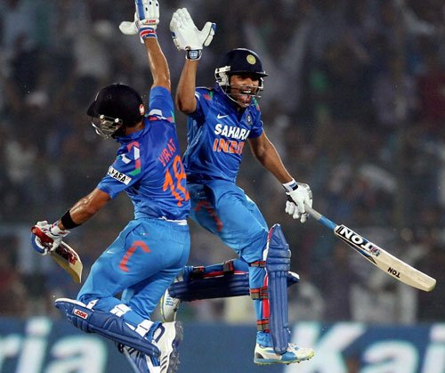 India fall to no. 2; need to level series to reclaim top spot