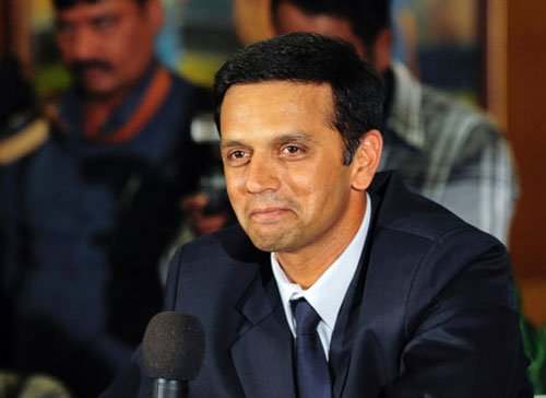 New role for Dravid
