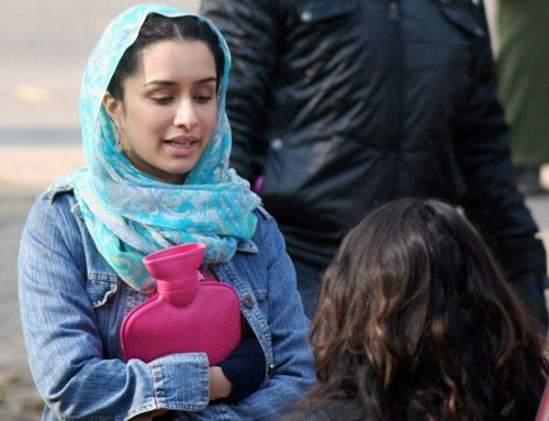 Cast returns to Kashmir to complete 'Haider' shooting