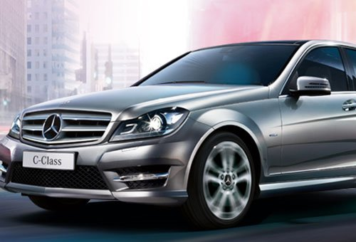 Mercedes Benz launches C-class Grand Edition