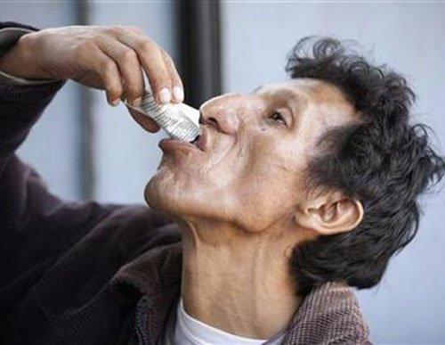New class of antibiotics can treat drug-resistant TB