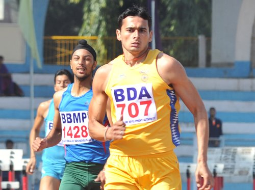 Sumit Malik stripped off gold medal for anti-doping violation