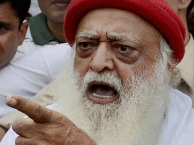 Asaram's ashram at Bhedhaghat demolished by local authorities