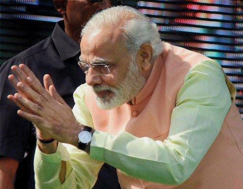 Modi to address rallies in M'lore, Davangere on Feb 18