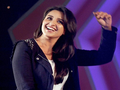 I am not over-weight any more, says Parineeti