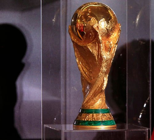Russia to unveil 2018 World Cup logo in September