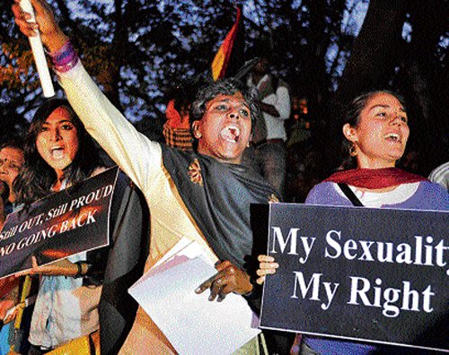 Violence against LGBTs on rise after SC order, NGO alleges