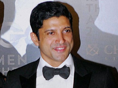 My strength is writing and direction: Farhan