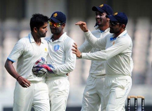 Satish, Rahul shine as Karnataka take control of Ranji final