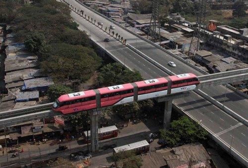 Mumbai set to roll out India's first monorail