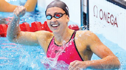 Olympic champion swimmer Rebecca retires