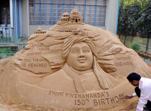 Vivekananda was very tolerant, says Catholic priest's new book