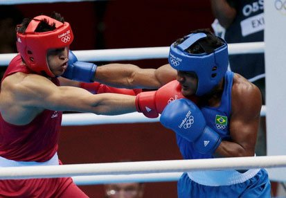 Indian Boxing Federation barred from IOA polls