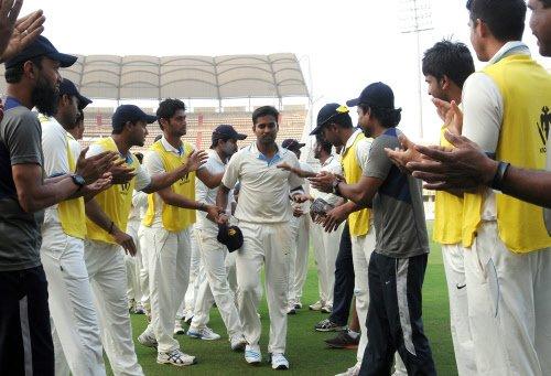 Karnataka Ranji champs again after 14 years