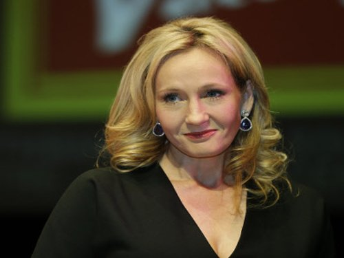 Harry Potter should have married Hermoine, admits Rowling