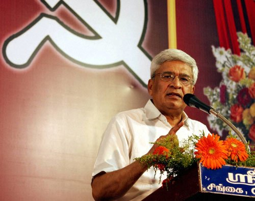 YSRC a truly non-Congress secular party, says Karat