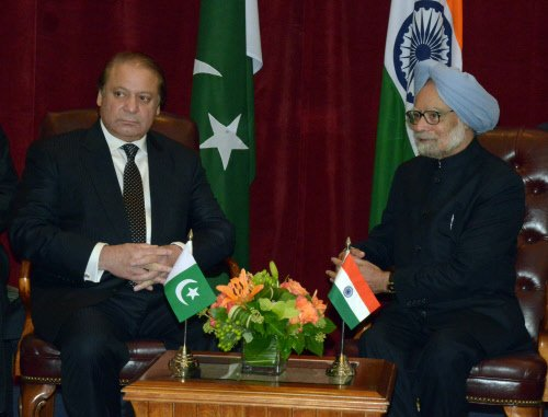 Committed to result-oriented dialogue with India: Sharif
